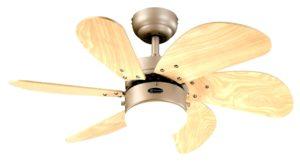 Ventilatore da soffitto Westinghouse legno
