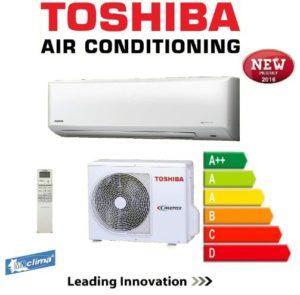 Toshiba 22000 Btu condizionatore