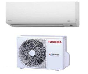 climatizzatore Toshiba Akita EVO 2