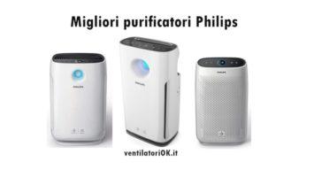 migliori purificatori philips recensione