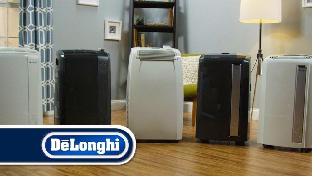 recensione migliori condizionatori portatili de longhi