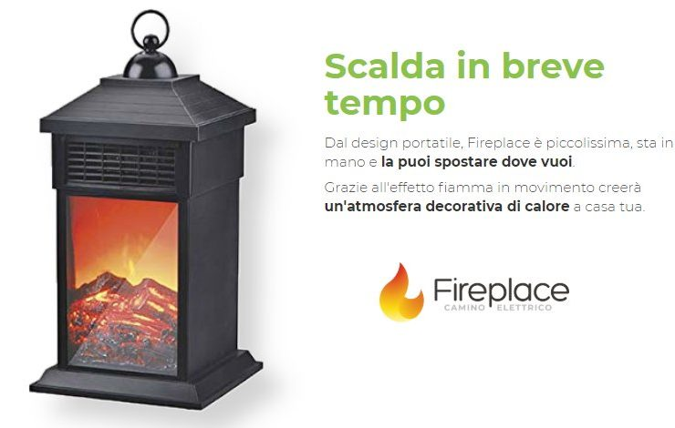 recensione fireplace